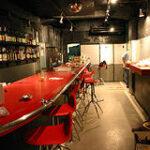SocialNetworking BAR at Shibuya Tokyo Japan