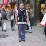 元 国家公安委員長が渋谷で職務質問!
