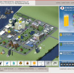 米シェブロンの環境エネルギーゲーム「Energyville」