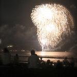 江ノ島花火大会 8/4 2009