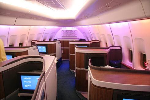 【トラベルコラム】格安航空券でファーストクラスにハッキングするいくつかの方法 1