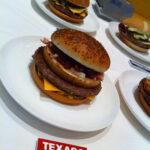 2011年01月07日(金)発売の日本マクドナルドのBigAmerica2シリーズの試食会! #McD_beef @McD_beef