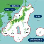 なぜ、竹島や尖閣が重要なのかが一目でわかる地図 排他的経済水域