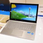 870gの世界最軽量のHaswell搭載Ultrabook SONY「VAIO Pro 11/13」