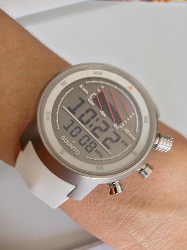 【時計】SUUNTO ELEMENTUM スント エレメンタム ヴェンタスで1013ヘクトパスカルを読みながら外出 12