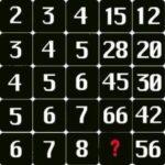 数学の挑戦!エンジニアなら、三分以内に解け、建築家なら三時間、医者なら6時間、会計士なら三ヶ月、弁護士ならとけないかもしれない