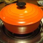 ル・クルーゼ ココットロンド 18cm フルーツグリーン 料理への気持ちが高まるキッチングッズ