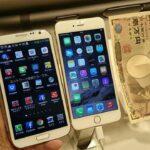 iPhone6Plus,Galaxy Note,10,000yen