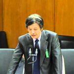 誠意ある怒りのプレゼンテーション 広島原爆の数十個分 東京大学アイソトープセンター 児玉龍彦センター長