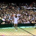 「伝説のタイブレイク」1980年 ジョン・マッケンロー VS ビヨン・ボルグ ウインブルドン決勝 第4セット