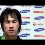【英語】サッカー選手の英語力を見習おう!