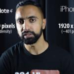 iPhone6 Plus VS Galaxy Note4 スペックだけで比較してはいけない!