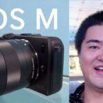 ついにキヤノンがミラーレス一眼を発売する気になってくれた! EOS-M 2012年09月中旬発売!