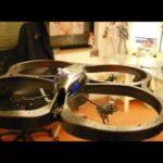 「AR.Drone」仏Parrot社iPhoneで操縦可能なクアッドリコプター2010年9月27日入荷!¥43,800