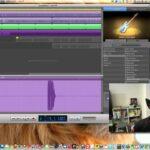 【音楽動画】GarageBand でJAMを使ってローリングストーンズのRocks offを弾いて歌ってみた! by APOGEE