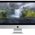 新しいAppleのiMac with Retina 5K display 既存iMacとの価格差は64,000円!