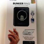 iPad mini用に落下防止用のBUNKER RING 1,890円