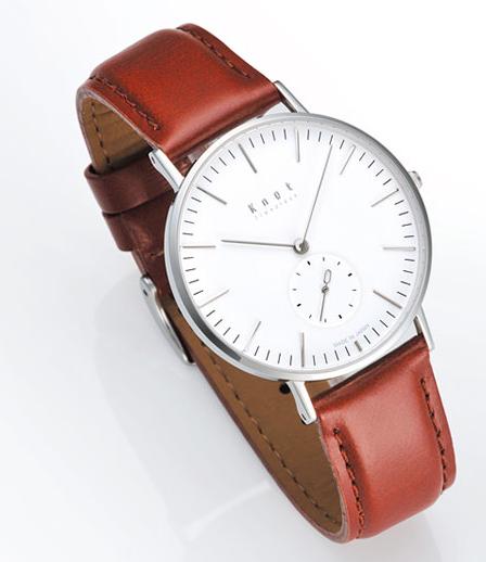Knot(ノット)、腕時計業界にベンチャー革命「ユニクロ式」で価格破壊 10