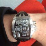 アナログ機械式時計の基準を超え過ぎた時計!DEVON Tread 2