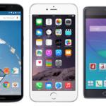 Nexus 6 Galaxy Note Edge iPhone 6 Plus スペック比較