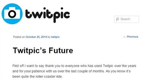 Twitpicのユーザーデータ、Twitterによる買収 27