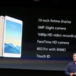 新しいAppleのタブレット iPad mini 3