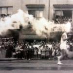 東京オリンピックの想い出 聖火ランナー1964年