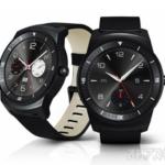 円形ディスプレーのAndroid Wear『G Watch R』2014年12月初旬発売