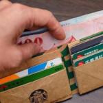 【作り方動画】スターバックスの紙袋でオシャレな財布が作れるらしい