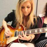 美女ギター リンジー・エル Guitar Girls!!!  lindsay ell