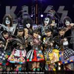 KISSがももクロとコラボでLIVE! 2015/03/03東京ドーム