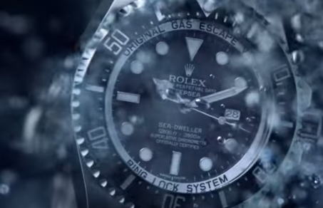 ロレックスを語るThe Rolex Wayの動画 8