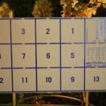 鎖につながれた聖書 選挙管理委員会の選挙ポスター設置