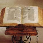 聖書の印刷テクノロジーが生んだプロテスタント(抗議する者)とカトリックとの違い