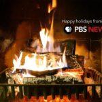 4K映像のクリスマスコンテンツはやはり暖炉の火だった…暖炉TV