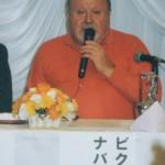 アウシュビッツから70年 ビクター& 弘子ナバルスキーさん