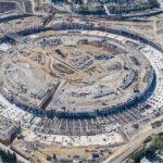 ドローンで4K空撮!まだ完成しないのか!Appleの新キャンパス Apple Campus 2
