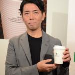 【セブンカフェ】テプラに負けた佐藤可士和のデザイン