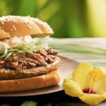 マクドナルド、ハワイアンバーベキューポークを食べてみた!2015/2/13(金)〜2/19(木)