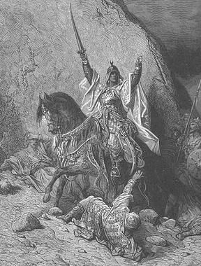 報復に報復で応えてはいけない!ISILの民は先祖サラディンをいまこそ想い出せ! 38