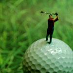 斜陽化するゴルフ産業 1.9兆円(1992年)から9,010億円(2013年)