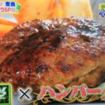 間違いだらけの肉汁ハンバーグ!科学×ハンバーグ 水島弘史 ロジカルクッキング 林修今でしょ!講座