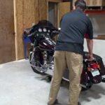 バイクのドリーがあると便利!最初からスタンドにつけておけば良いのに!