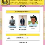 AppleWATCH予約開始!モーニングクロス MXテレビ ゲスト出演 2015/04/10/FRI/7:00A.M.