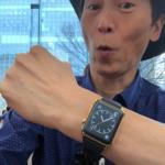 AppleWATCH Edition 試着レポート