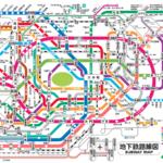 KNN地下鉄マップ