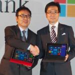 MS LTE版Surface3をワイモバイルで販売
