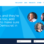 2016米大統領選 民主党候補