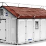 なんだかアウシュビッツ収容所デザインのIKEAが提唱する10万円シェルターハウス