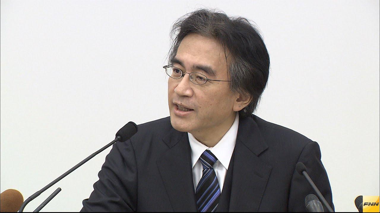 【訃報】任天堂 岩田聡 社長 55歳 胆管腫瘍 2015/07/11 15